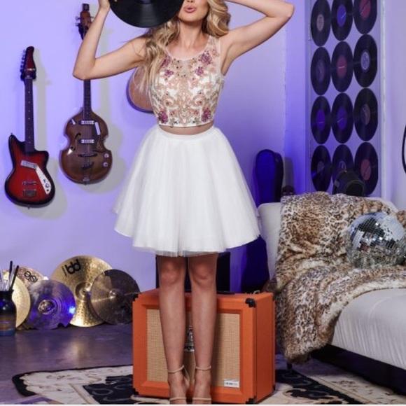 0b56774b70 NWT TLC Say Yes 2 dress skirt homecoming prom. Boutique
